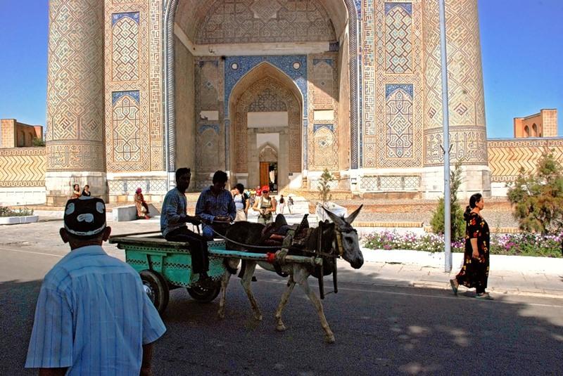 Узбекистан Самарканд UK/UA1ZEY DX Новости