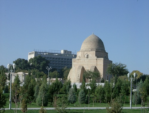 Uzbekistan Samarkand UK/UA1ZEY 2013 DX News