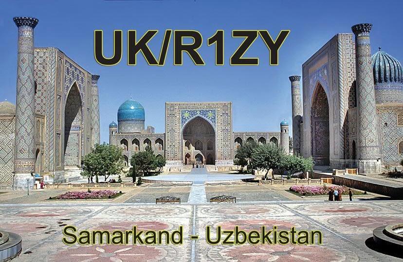 Узбекистан UK/R1ZY