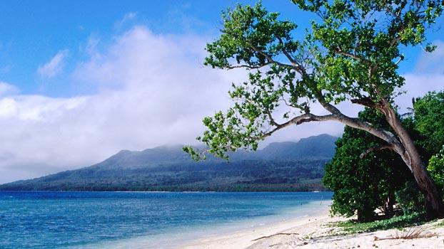 Вануату Остров Эфате YJ0VK 2011