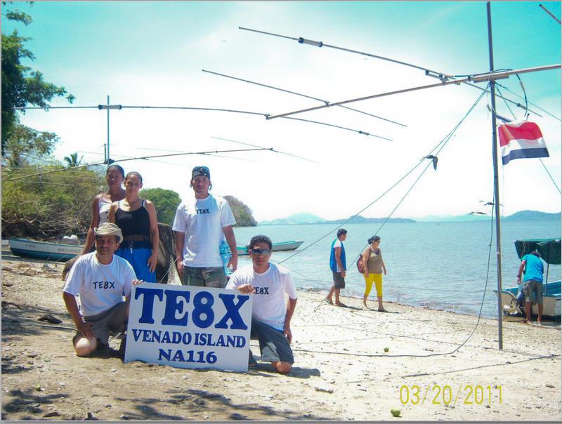 Venado Island TE8X Picture