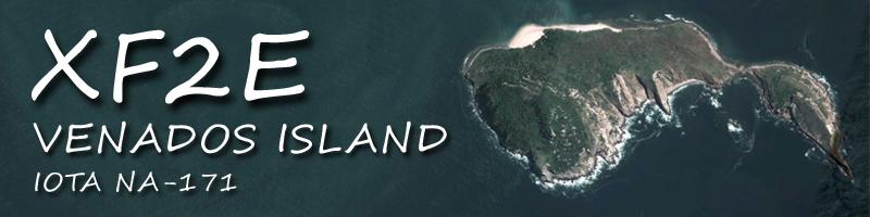 Venados Island XF2E DX News