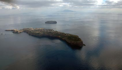 Ventotene Island