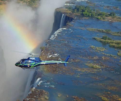 Водопад Виктория Зимбабве Z21GF 2012