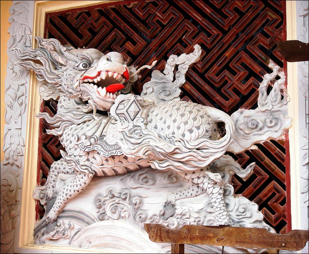 Вьетнам XV2CNH XV3CNH Дракон