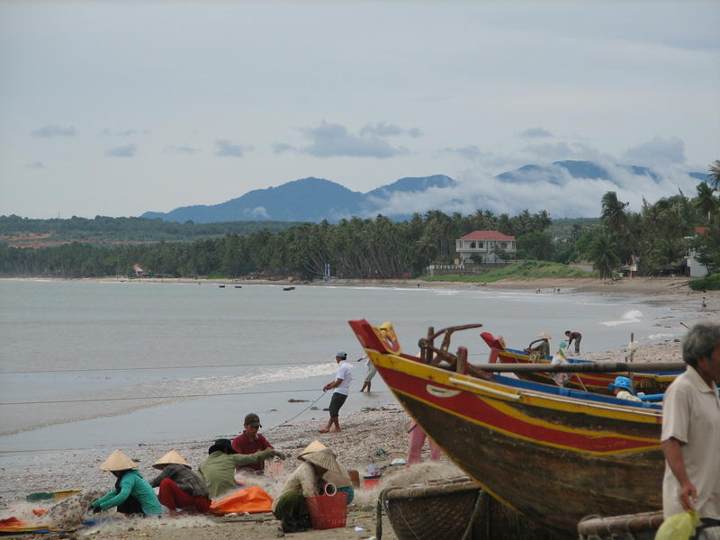Вьетнам XV2RZ 2012