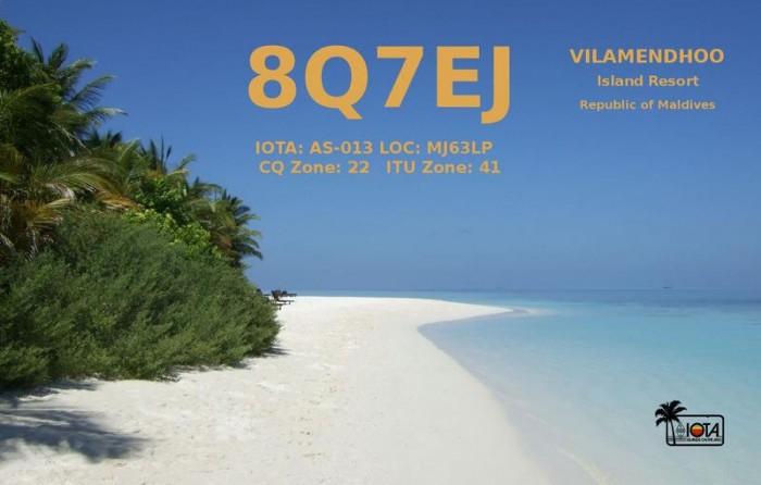 Vilamendhoo Island 8Q7EJ 2011 Maldives