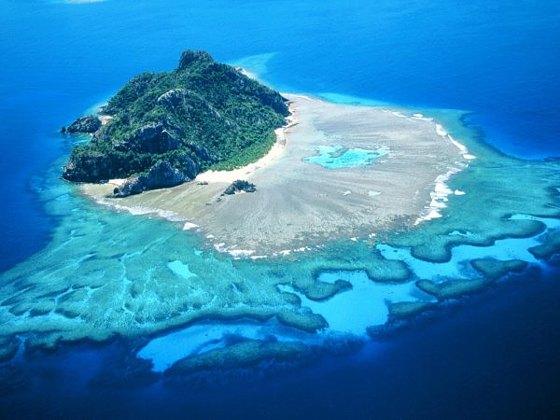 Viti Levu Island Fiji Islands 3D2GC