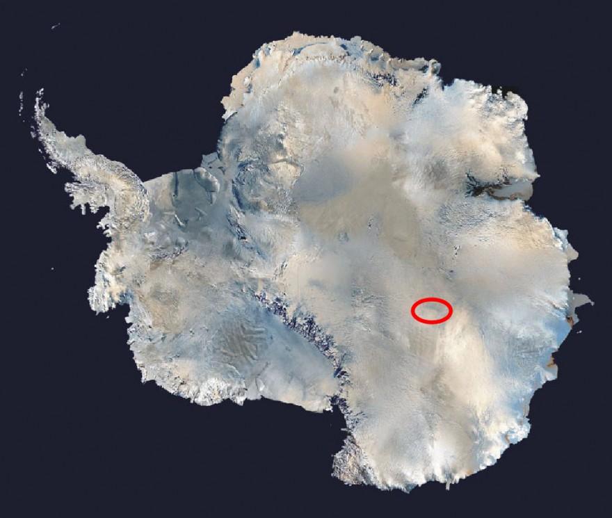 Станция Восток Антарктида RI1ANC DX Новости