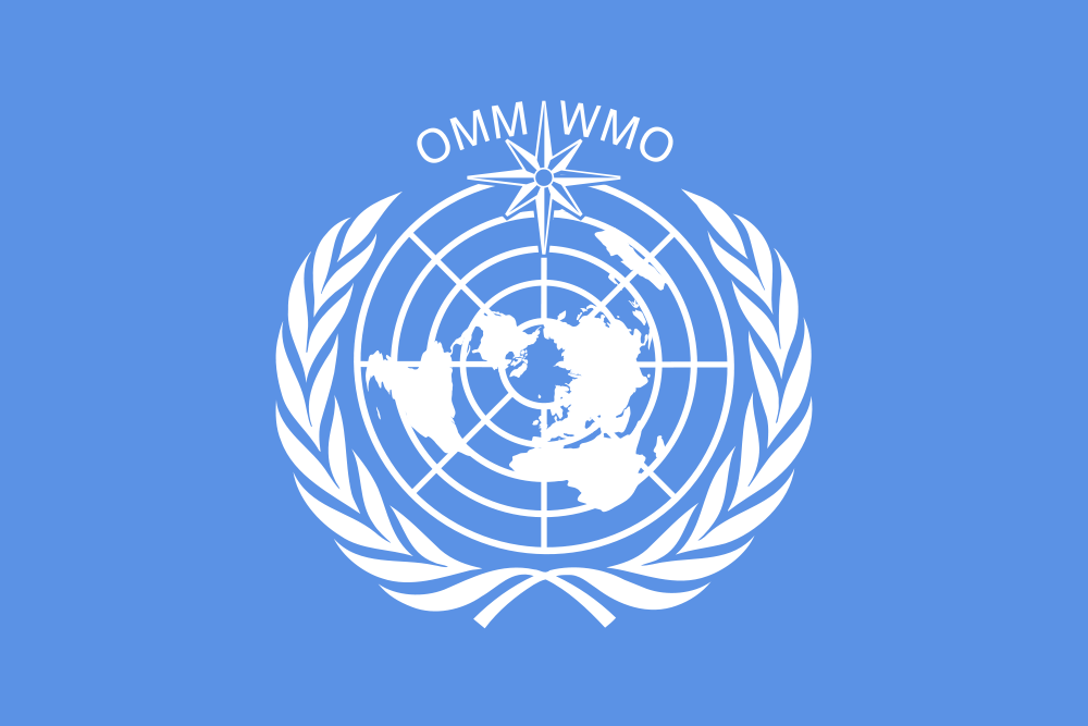 Всемирная Метеорологическая Организация Флаг Всемирной Метеорологической Организации C7A