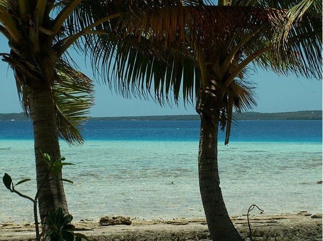 Wallis Island Futuna Island FW0R TW0F