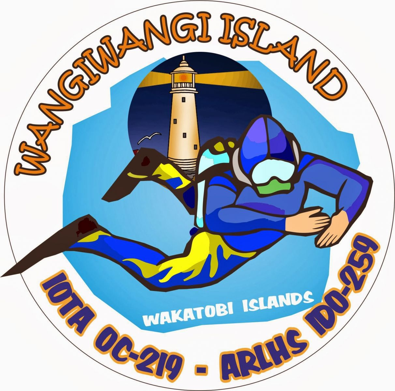 Wangi Wangi Island YF1AR/8 YB3MM/8