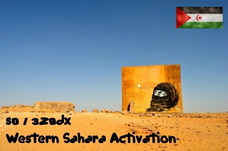 Western Sahara S0/3Z9DX