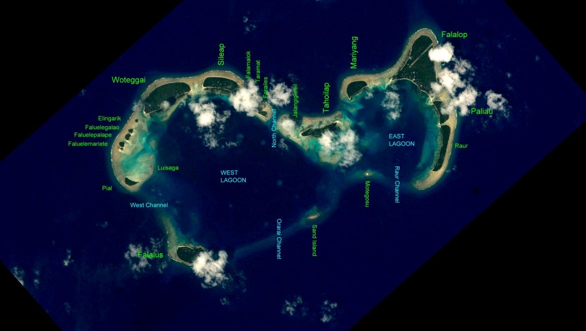 Woleai Atoll V6T DX News