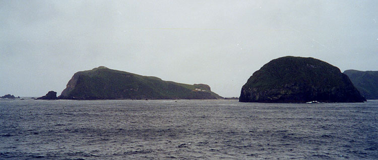 Острова Уолластон