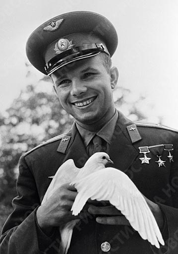 Yuri Gagarin Picture DX News