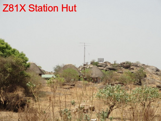 Z81X South Sudan DX News 2013
