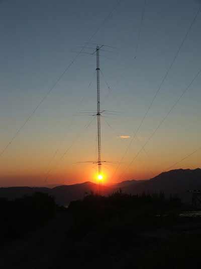 Zalazak 4O3A Antennas