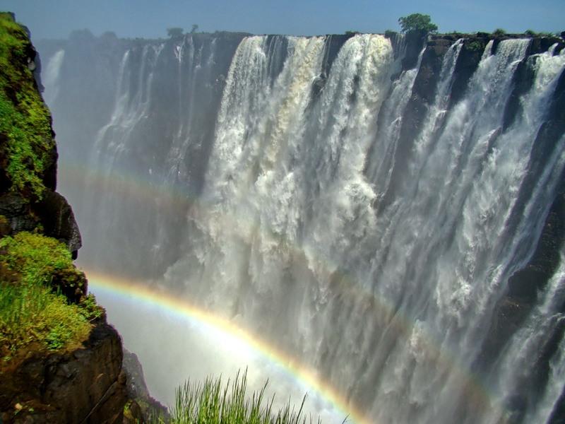 Zambia 9J2ZM Victoria Waterfall