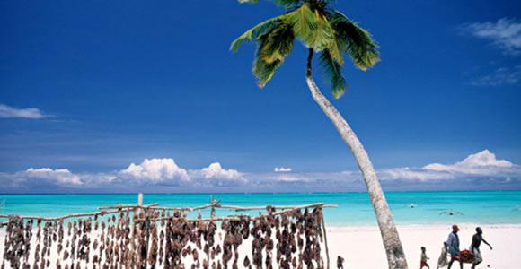 Остров Занзибар Танзания