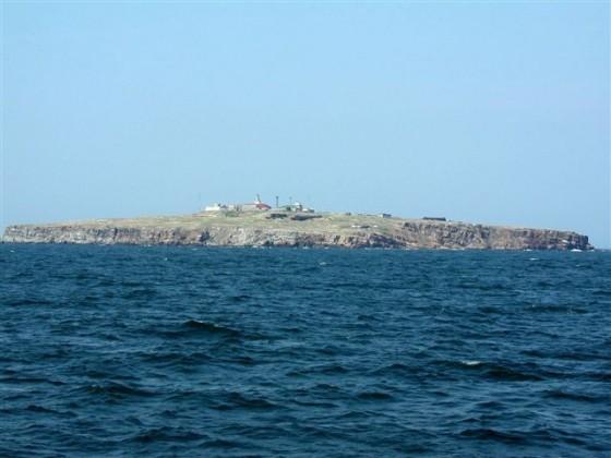 Zmeinyi Island Snake Island  UT9IO/P DX News 2012