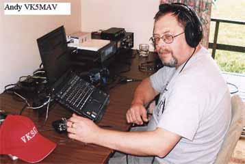 Андрей VK5MAV VK9NI