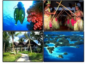 Arakebesang Island T8AA Tourist Attractions