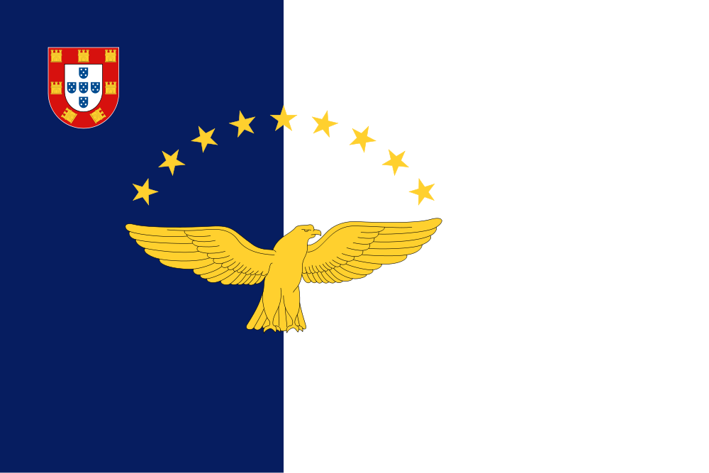 Azores Flag of the Azores