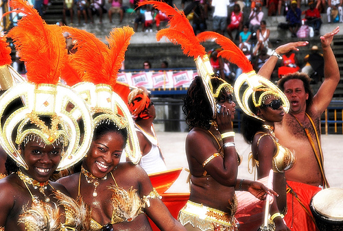 Barbados Carnival 8P9AA 8P3A