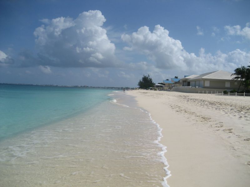 Cayman Islands ZF2AW Tourist Attractions