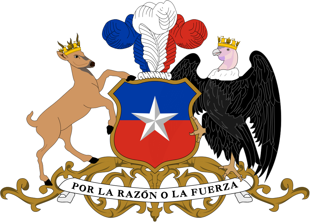 Chile Coat of Arms of Chile