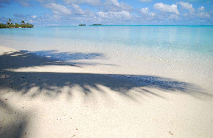 Cook Islands E51NHX Tourist Attractions