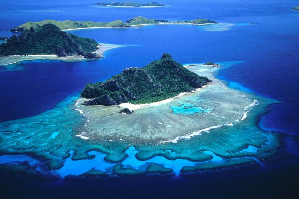 Fiji 3D2KM Tourist Attractions