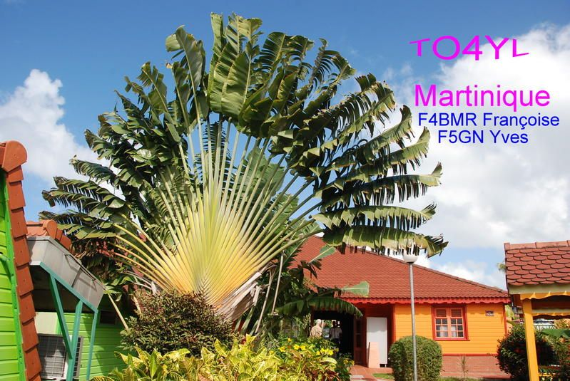 Martinique TO4YL