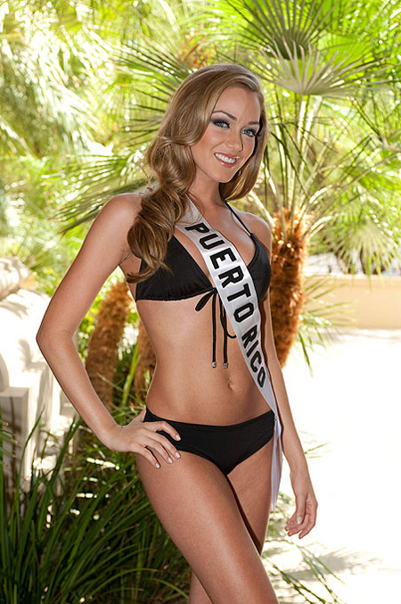 Miss Puerto Rico DX News