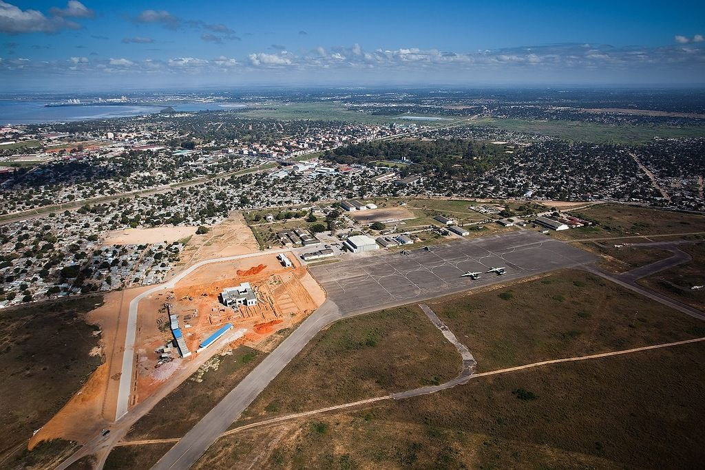 Mozambique C91GBA Airport