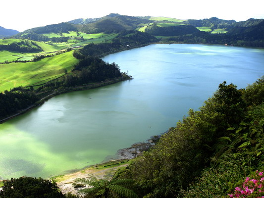 Sao Miguel Island Azores CT8/PA4N CS8/PD9DX DX News