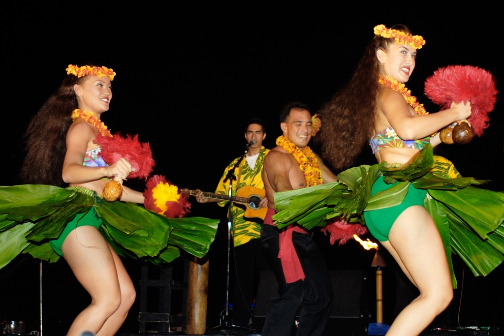 Tongatapu Island A3EAQ Kingdom of Tonga Tourist Attractions National Dance