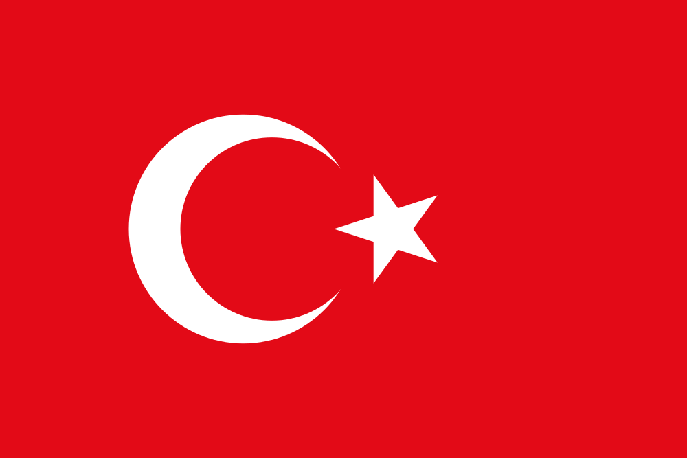 Turkey Flag of Turkey