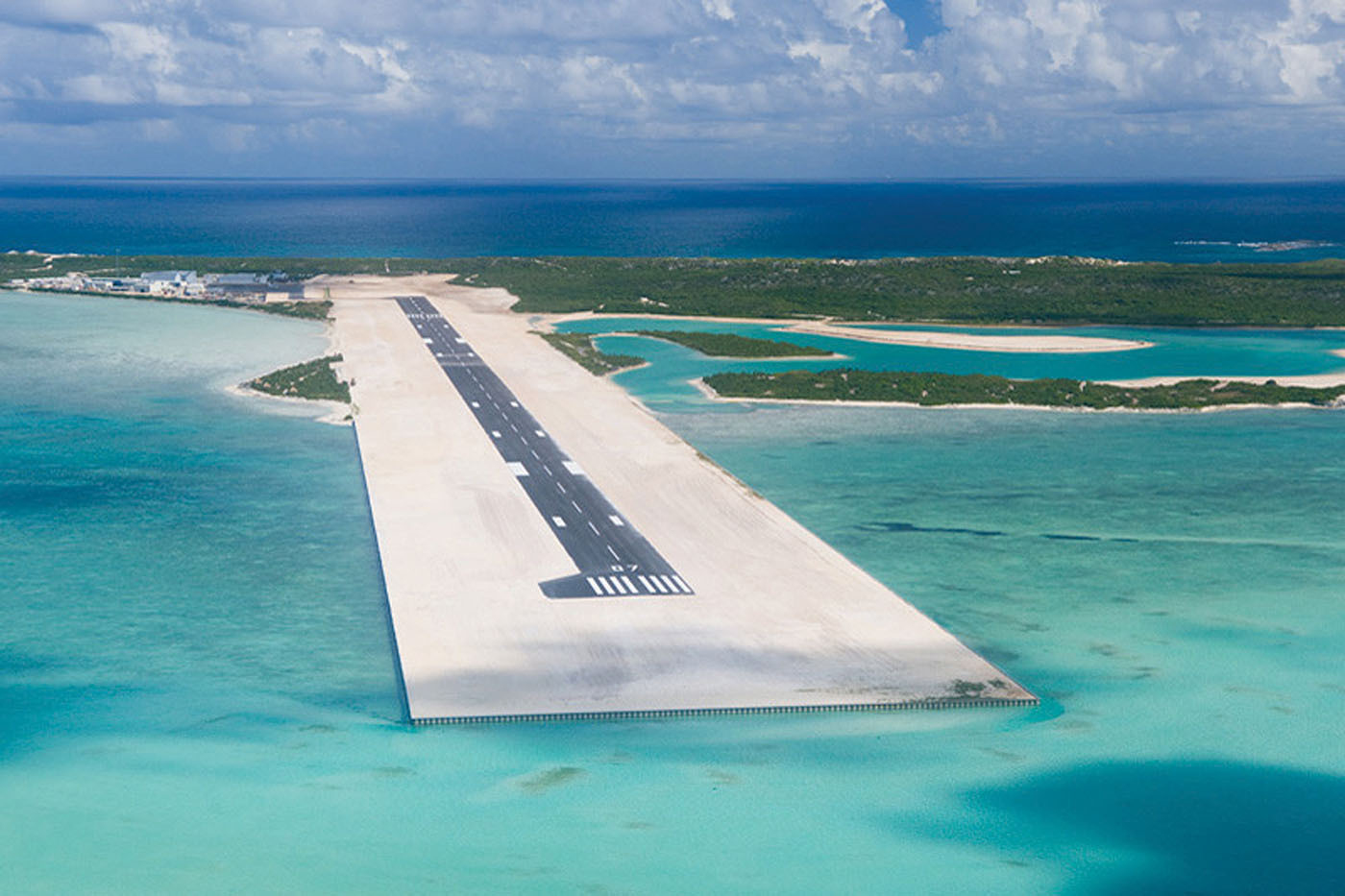 Turks and Caicos Islands DX News VQ5D Airport