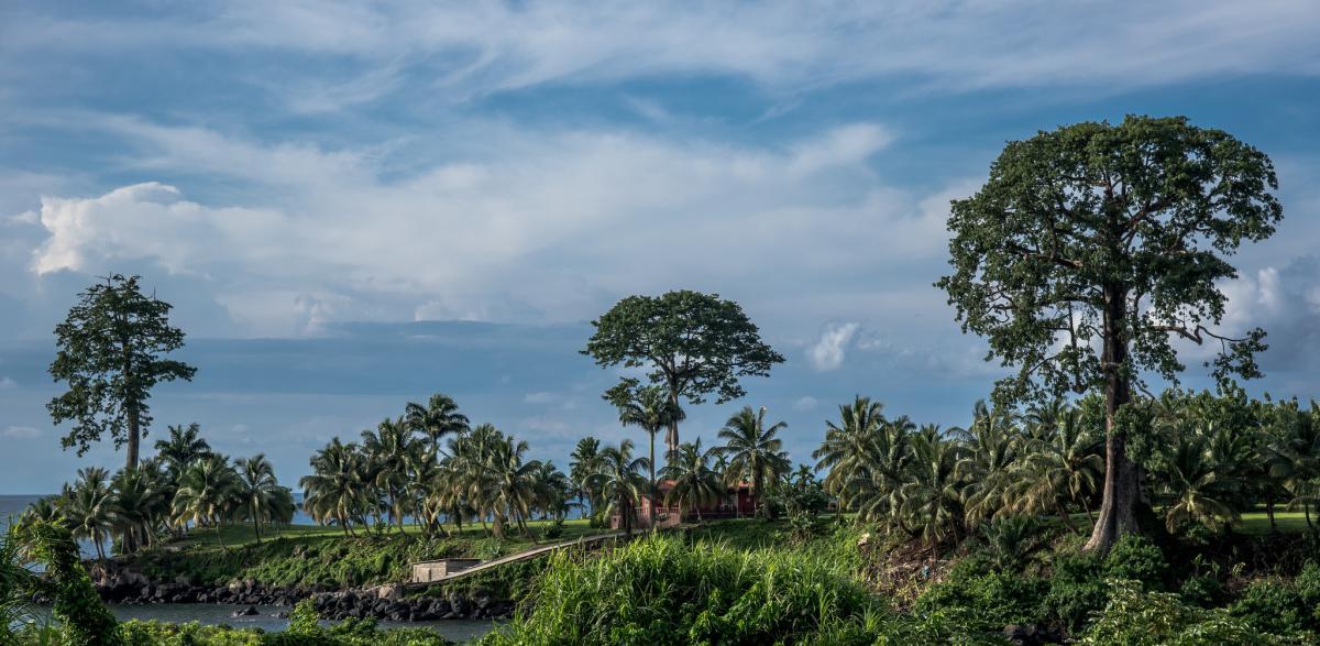3C3W Sipopo, Bioko - Fernando Po Island, Equatorial Guinea.