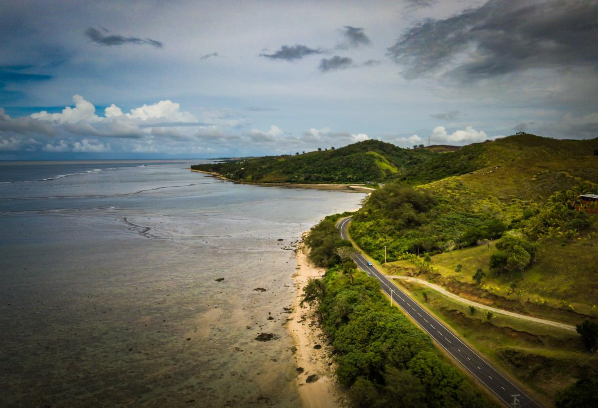3D2DOM Viti Levu Island, Fiji