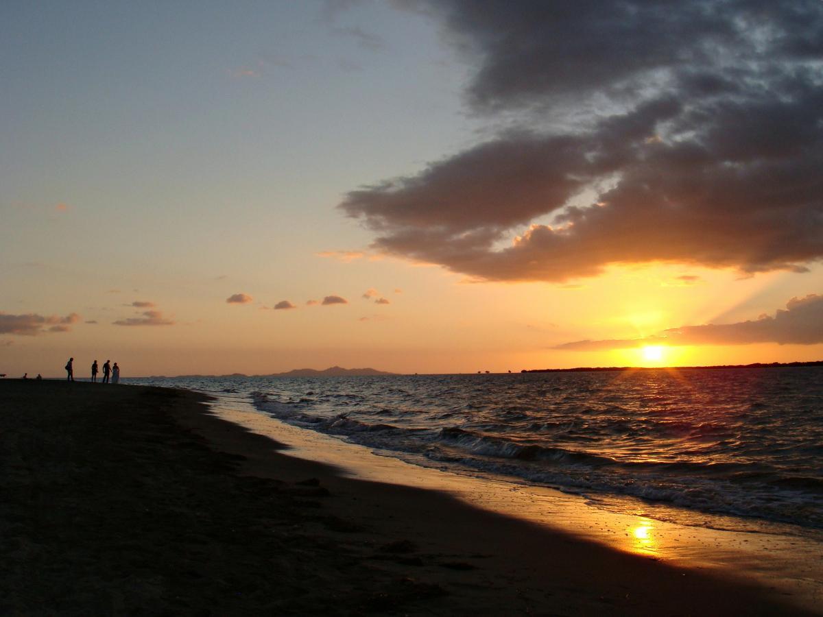 3D2GE Sunset, Denarau Island, Viti Levu Island, Fiji.