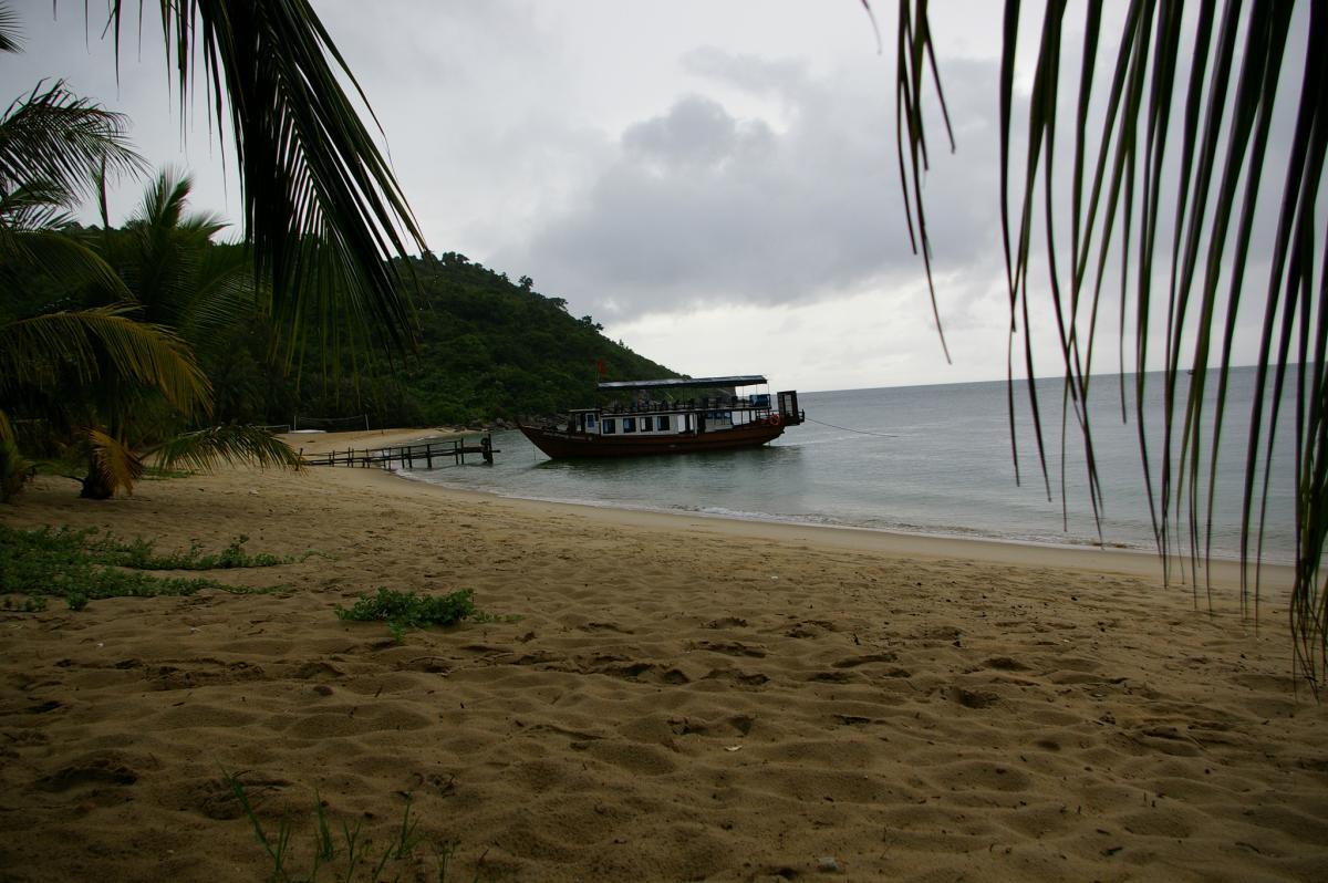3W9JK/P 3W9JK Cham Island