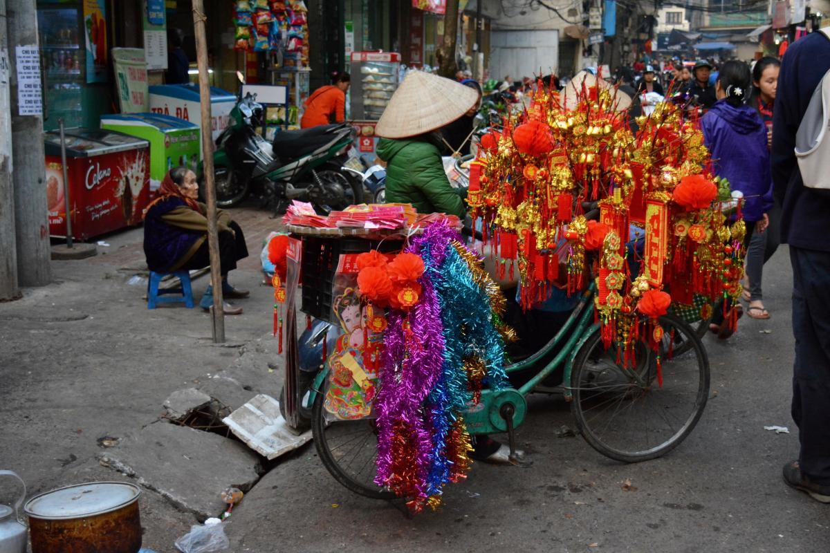 3W9NH Ханой, Вьетнам