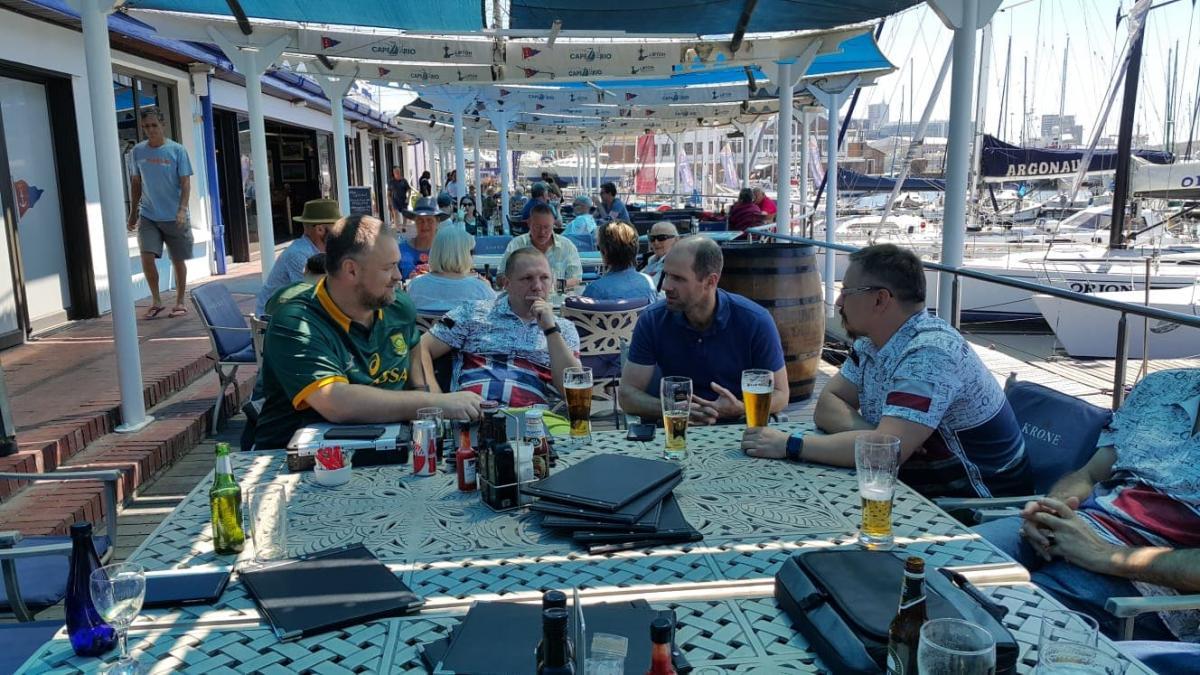 3Y0I Cape Town Bouvet Island DX Pedition Team Image 1