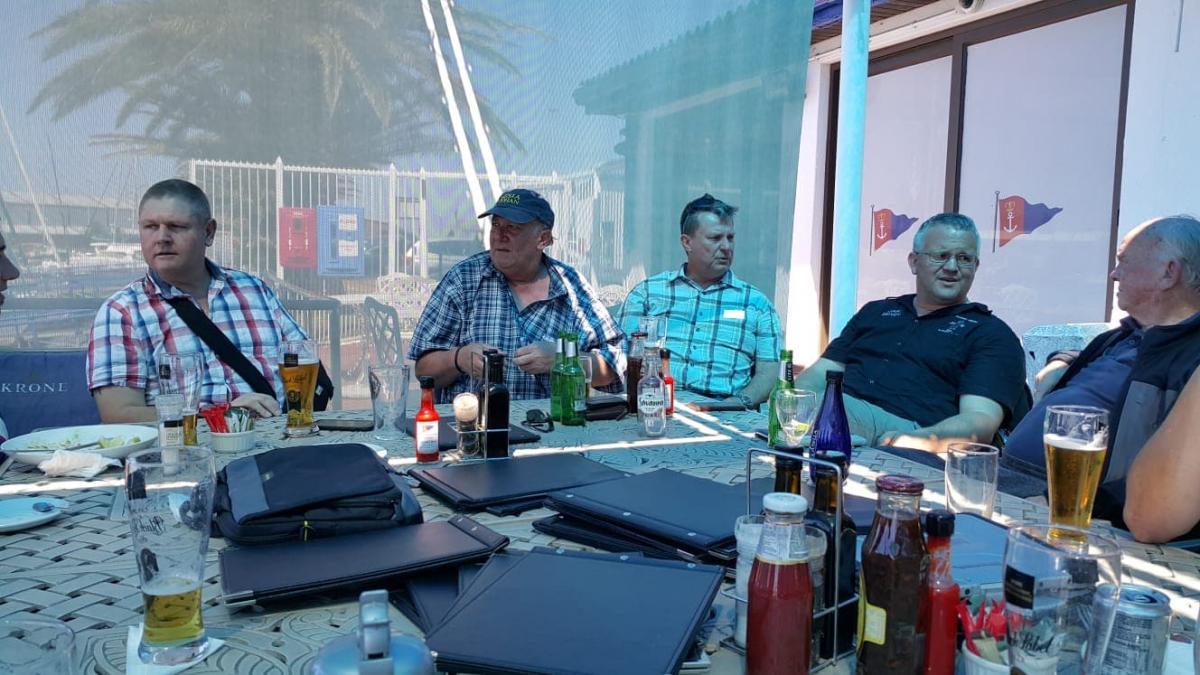 3Y0I Cape Town Bouvet Island DX Pedition Team Image 3