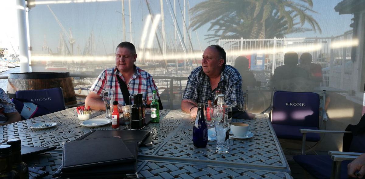 3Y0I Cape Town Bouvet Island DX Pedition Team