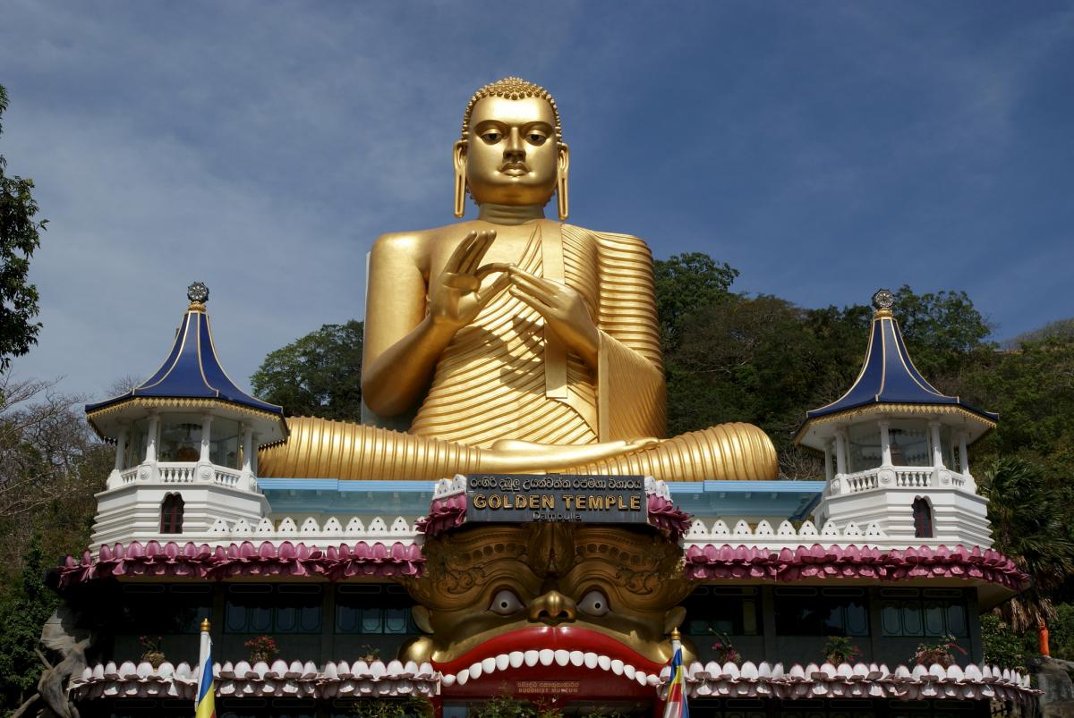 4S7KLG Golden Temple, Sri Lanka. DX News