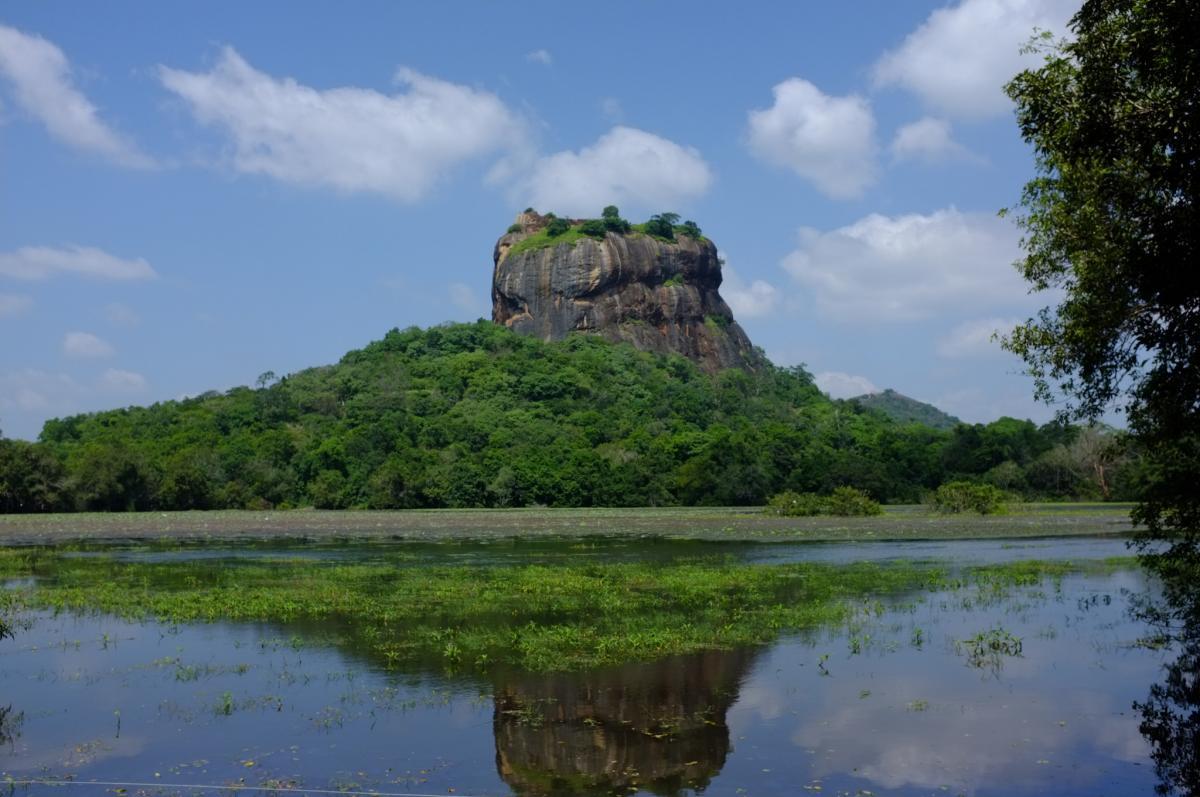 4S7KLG Сигирия, Шри Ланка